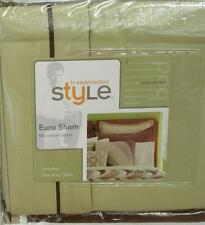 Ty Pennington Style Euro Sham - RETRO WAVE- BRAND NEW IN PACKAGE