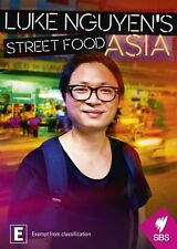 Luke Nguyen's Street Food Asia (8 episodes, 4 countries) NEW R4 DVD