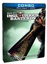 Inglourious Basterds (SteelBook Edition) [Blu-ray + DVD] (Bilingual)