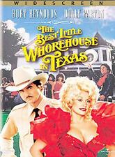 "BEST LITTLE WHOREHOUSE IN TEXAS + (2) $8 COUPONS FOR ""50 SHADES DARKER"" + SLEEVE"