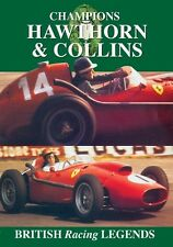 Champion Mike Hawthorn & Peter Collins (New DVD) British Motor Racing Legends