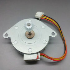 1Pcs New 24V NMB PM42S-048 4-phase 5-wire Stepper Motor With 0.5M14T Spur Gear