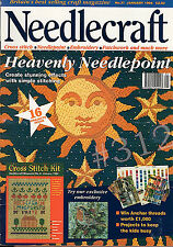 NEEDLECRAFT Magazine January 1994 No. 31 - Robin Redbreast to Machine Embroider