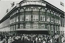 EBBETS FIELD CLASSIC OPENING DAY AS THE CROWDS POUR INTO THE STADIUM