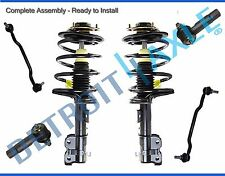 New 6pc Complete Front Quick Strut and Spring Suspension Kit for Nissan Maxima