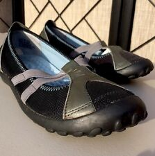 Privo By Clark Women's Shoes Casual Walking Comfort Athletic Flat Mary Janes 7M