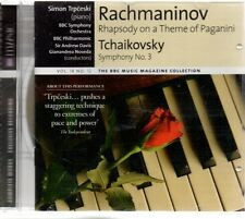 BBC Music Rachmaninov Rhapsody on a Theme of Paganini Tchaikovsky Symphony No.3