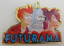 Comic  Pin / Pins: FUTURAMA - 3,5 cm groß - Edel!