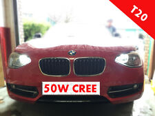 BMW F20 1 SERIES CREE 50W DRL DAYTIME RUNNNG LIGHTS LED WHITE AUDI A1 MERCEDES