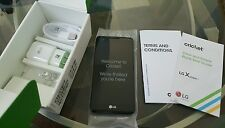 """LG X power 5.3"""" HD Quad Core Cricket 4G LTE (AT&T) Android Smartphone (K450) NEW"""
