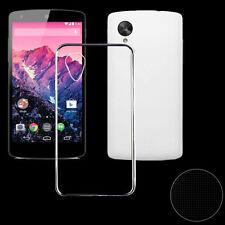 Ultra-delgada Cubierta TPU Transparente Carcasa Funda Para LG Google Nexus 5
