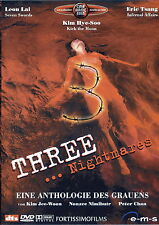 Three - Nightmares DVD