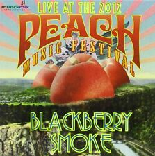 CD Blackberry Smoke Live at The Peach Music Festival 2012/Southern Rock