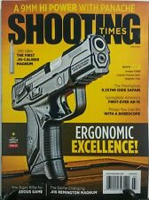 Shooting Times March 2017 Ergonomic Excellence Remington Magnum FREE SHIPPING sb
