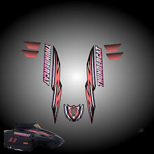 1993 ARCTIC CAT THUNDER CAT 900 HOOD REPRODUCTION DECAL GRAPHICS SNOWMOBILE