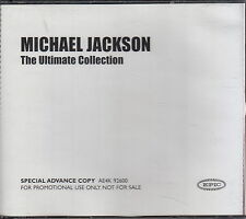 michael jackson the ultimate collection 4x cd 1 dvd limited edition
