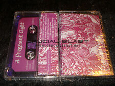 A PREGNANT LIGHT The Feast Of Clipped Wings CASSETTE blackened HC deafheaven NEW