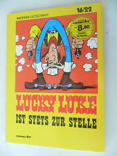 1 x Comic - Lucky Luke - 16/22 - Band Nr. 8 - ComicArt -Z.1-2