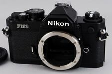 [Near Mint] Nikon FM2N Black 35mm SLR Film Camera Body New FM2 Free Ship #N305