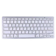 Teclado Bluetooth en Español con Ñ Compatible iPad Tablet Android Samsung iPhone