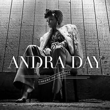 ANDRA DAY - CHEERS TO THE FALL  CD NEU