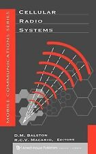 Cellular Radio Systems (The Artech House Mobile Communications)-ExLibrary