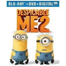 Despicable Me 2 Blu-ray + DVD + Digital HD