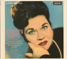 Classic Recitals / Marilyn Horne