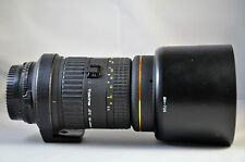 Tokina  80-400mm f/4.5-5.6 AT-X 840 AF Telephoto Zoom Lens Nikon Mount