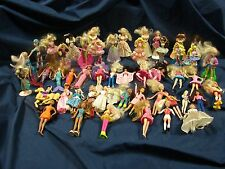 Lot 46 McDonald Happy Meals Barbie dolls