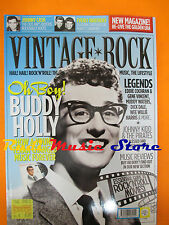 rivista VINTAGE ROCK 2/2012 Buddy Holly Muddy Waters Dick Dale Gene Vincent Nocd
