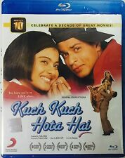 Kuch Kuch Hota Hai Bluray - Shahrukh Khan , Kajol - Hindi Movie Bluray