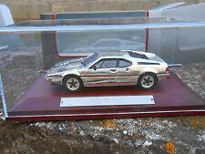 BMW M1 - AUTO DA LEGGENDA SILVER CARS COLLECTION DE AGOSTINI
