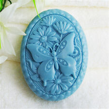 Butterfly FLower S439 Silicone Soap mold Craft Molds DIY Handmade soap mould
