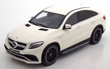 GT Spirit Mercedes GLE 63 AMG COUPE White Dealer LE 1000pcs 1:18*New item!