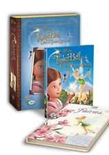 TinkerBell and the Great Fairy Rescue DVD Hidden World of Fairies Book Box Set