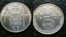 PORTUGAL / 5 EURO - CONVENTO CRISTO / 2004 / SILVER COIN