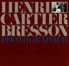 Henri Cartier-Bresson: Photographer-ExLibrary