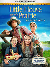 Little House On The Prairie Season 4 Collection DVD NEW!!!FREE FIRST CLASS SHIP