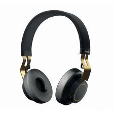 Jabra MOVE Bluetooth Wireless Stereo On Ear Headphones Black Gold
