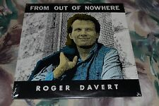 Roger Davert~From Out Of Nowhere~Are Dee Records RDE-001~SEALED~FAST SHIPPING