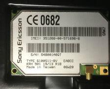 Module GSM/GPRS SONY ERICSSON GR47 - Arduino -  Raspberry - NEUF