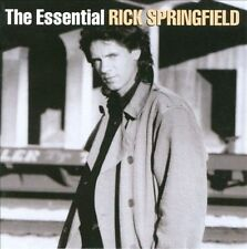 RICK SPRINGFIELD CD - THE ESSENTIAL RICK SPRINGFIELD [2 DISCS](2011) - NEW