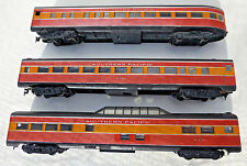 HO Scale ~ Lot of 3 ~ Passenger Cars Southern Pacific #SP 2395, 3609, 2945