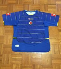 Colombia National Soccer Team FIFA Adult XL Blue Lotto Jersey Futbol Football