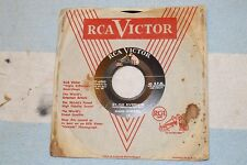45 RPM By The Riverbank b/w Sea Shell Susan Johnson RCA Victor 47-6943