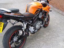 HYOSUNG GT250R / GT250 COMET Black GP PRO RACE MTC Exhaust