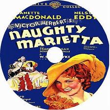 Naughty Marietta - Jeanette MacDonald Nelson Eddy Elsa Lanchester Rare 1935
