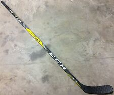 CCM Super Tacks Pro Stock Hockey Stick Grip 95 Flex Left H19 Korpikoski 7173