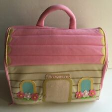 Mother Garden Usamomo Soft Dollhouse Carrying Case - Rare